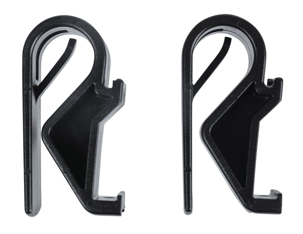 Hácky Basil Hook-On-System Sports 2 ks pro Ø 10-12mm