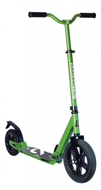 Six Degrees Scooter Al AIR oliv/černá