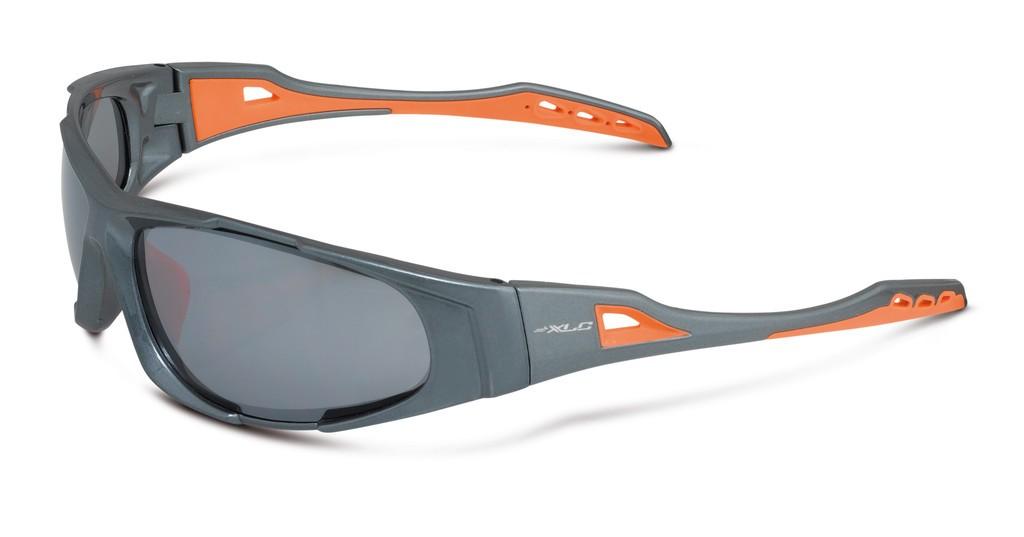 Sluneční brýle XLC Sulawesi Šedooranžové