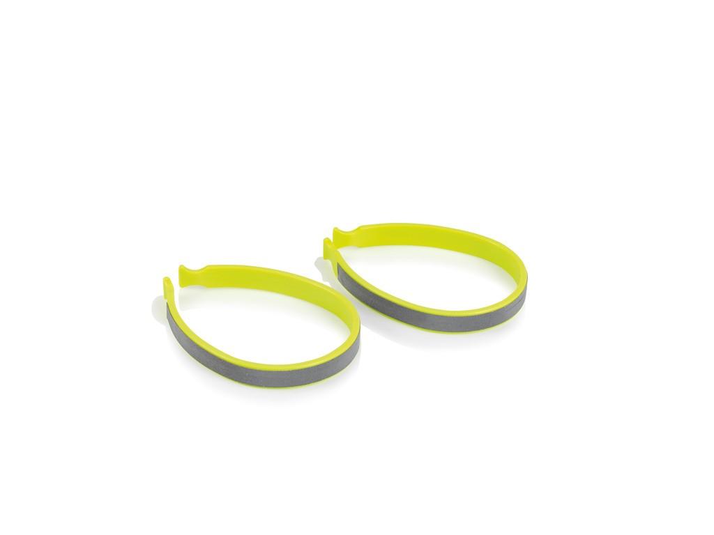 XLC CP-C01 spony neonově zelené