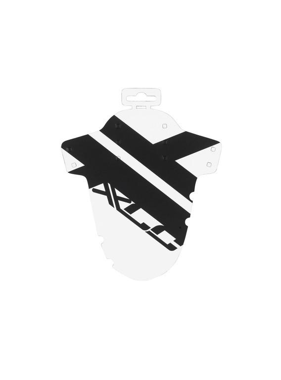 XLC MG-C29 Mini Mudguard černý/bílý