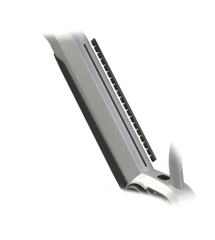 Haibike MRS ModularRail 38 cm