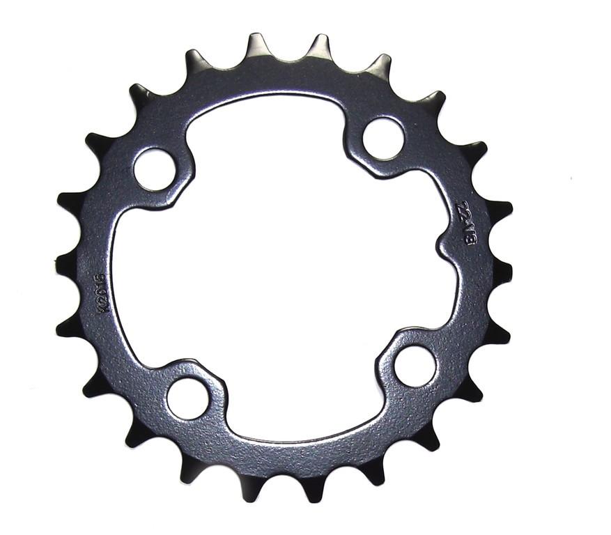 Prevodník MTB 22T V3 64 Steel, Matte Black, 11.6215.064.000