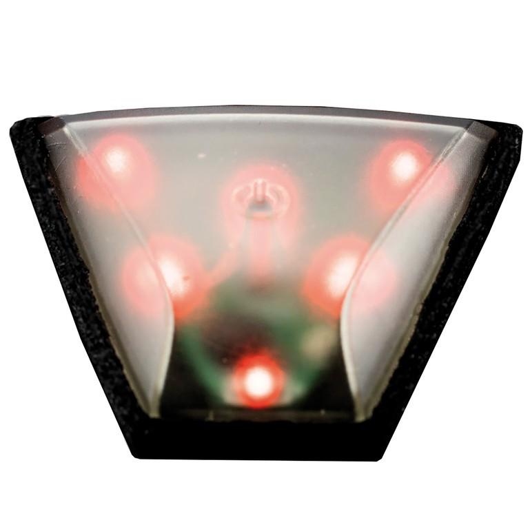 Svítilna na helmu Alpina Plug InLight IV, vhodné pro Haga
