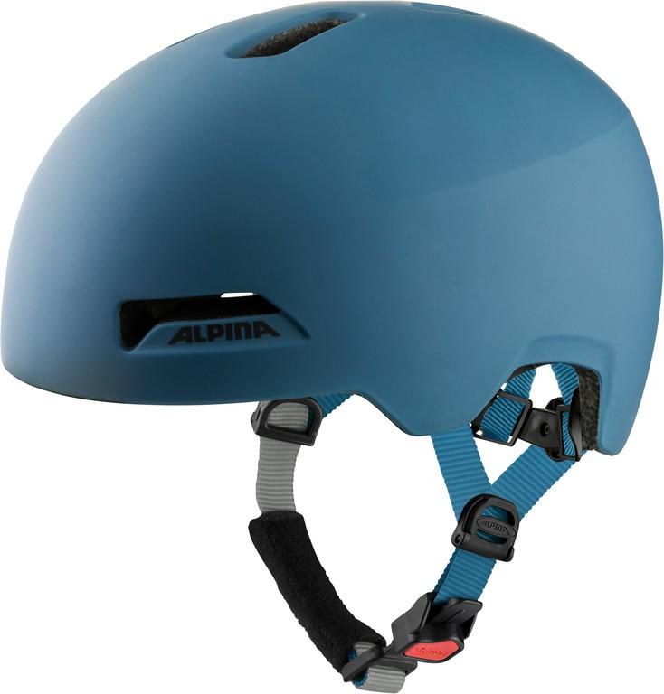 Cykl.helma Alpina Haarlem námornická mat. vel.57-61cm