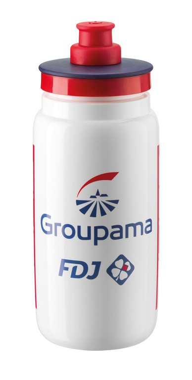 Elite láhev FLY TEAM FDJ - GROUPAMA, 550 ml
