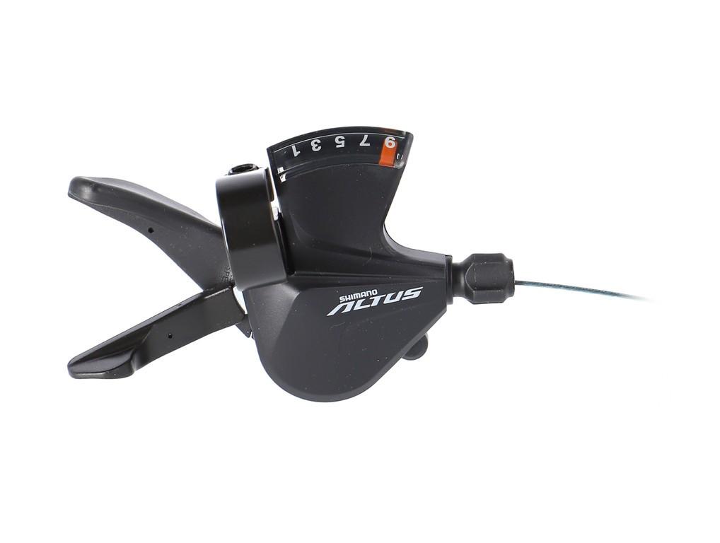 Shimano řadící páčka ALTUS SL-M2010 pravá 9 rychl objímka s ukaz bal