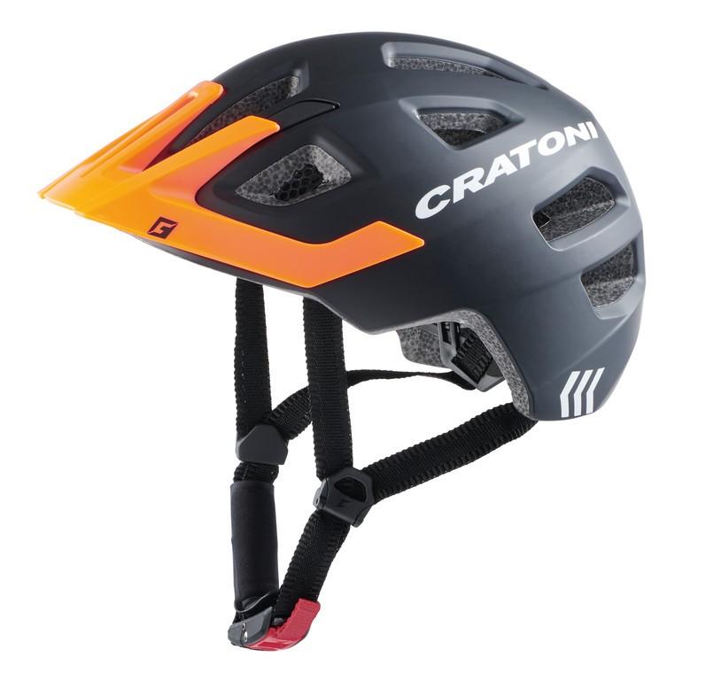 Cratoni Maxster Pro wild/oranžová (51-56 cm)