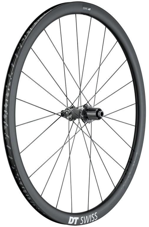 "DT Swiss PRC1400 Spline DB 35 29""/18 Carbon, Center Lock, 142/12mm TA, Shimano"