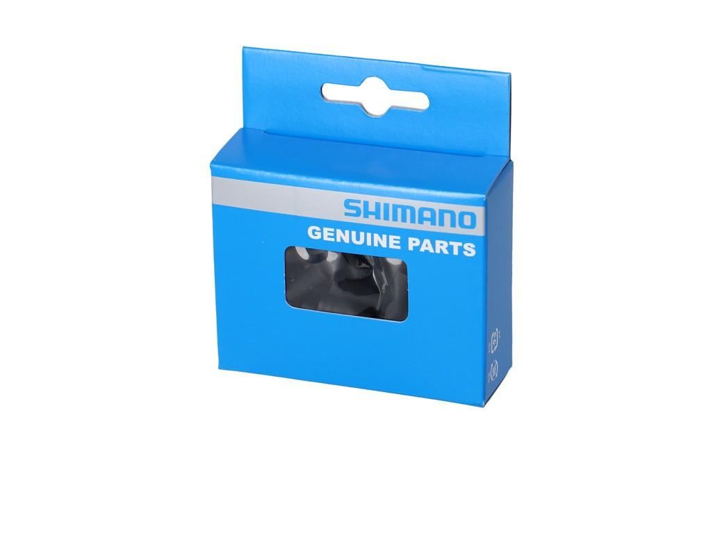 Koncovka Shimano ochr.pouzdra SISSP40Ø 6mm,cerná plast 1 karton po 100 ks