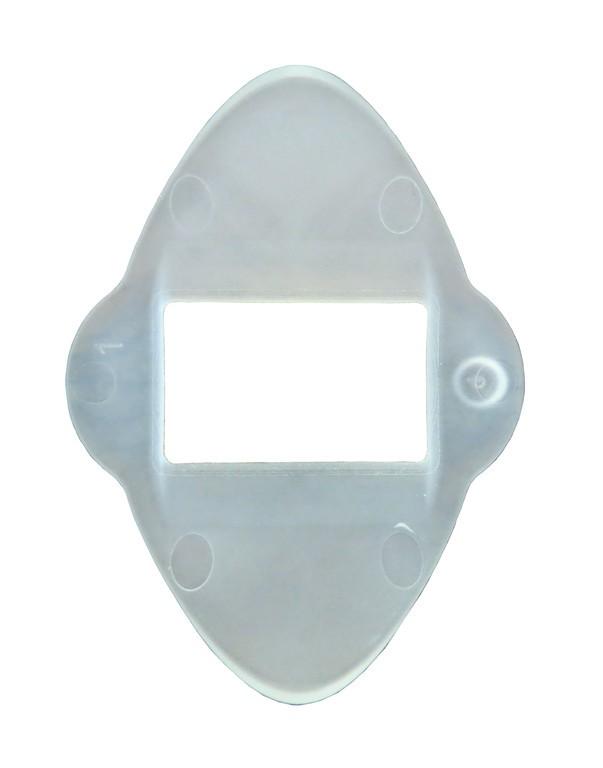 Tlumící gumy SKS pro U-vzpery (USC), sada 10ks