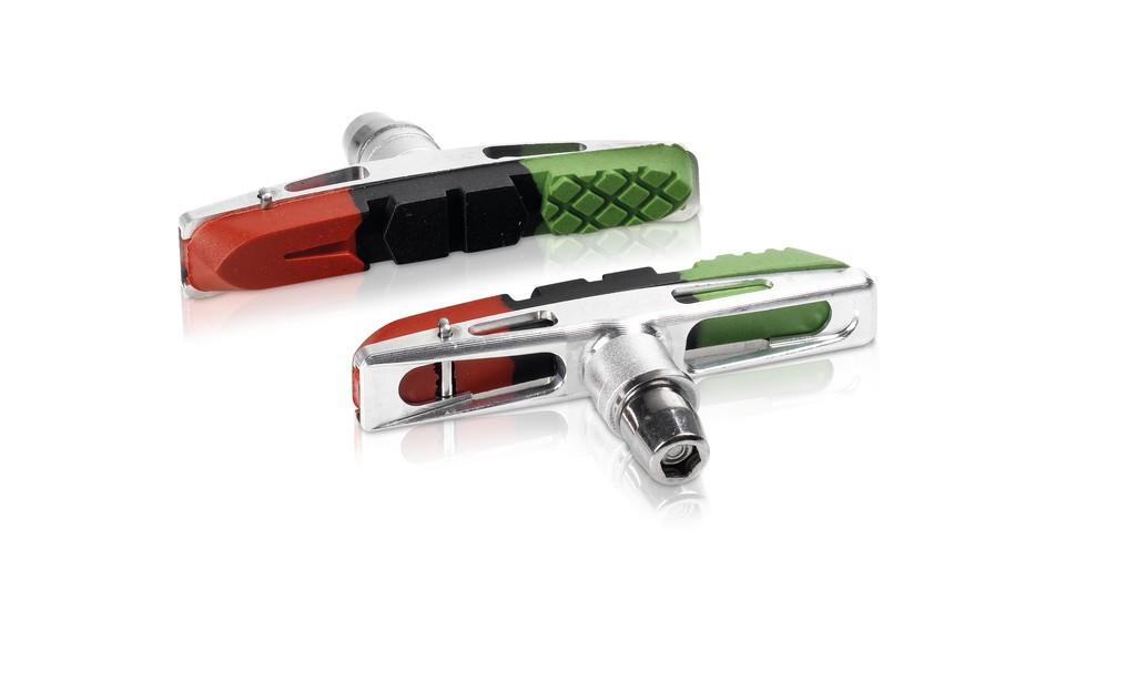 XLC Cartridge V-Brake Bremsschuhe BS-V13 - XLC Cartridge V-Brake Bremsschuhe BS-V13