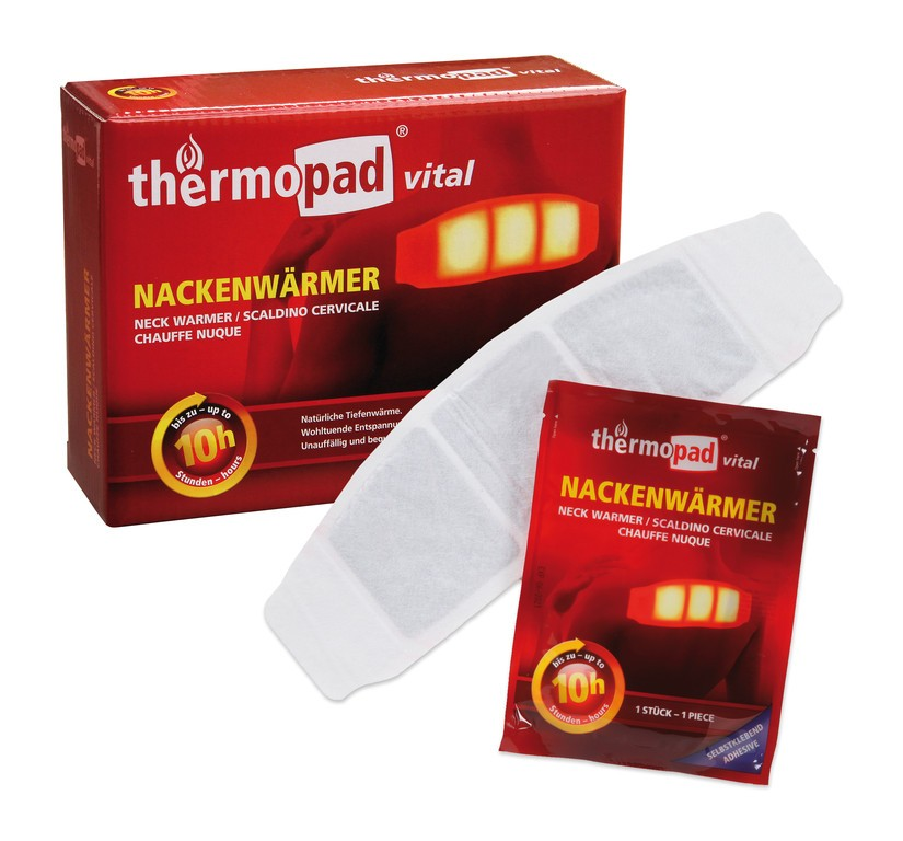 Thermopad Neck Warmer 10h (6ks)