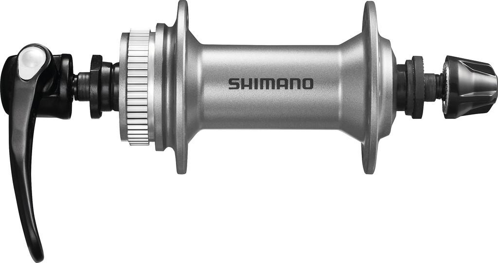 Náboj pr.kola Shimano Alivio HB-M 4050100mm,36 der,stríbr.,Centerlock,rychloup