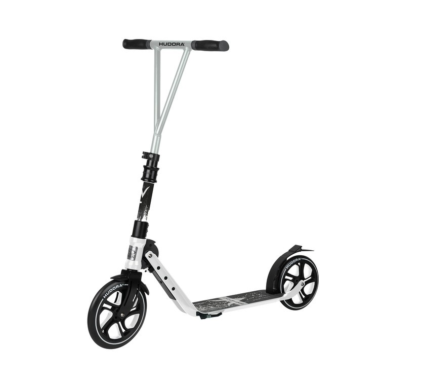 Hudora Big Wheel V 230 bílá