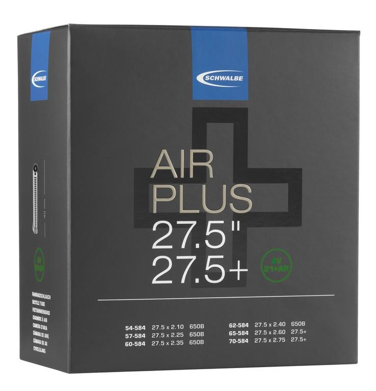 Schwalbe Air Plus, 27.5/27.5+ AGV 40mm