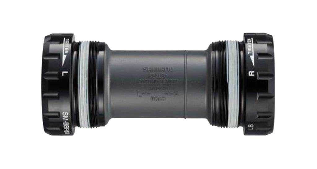 Shimano středové složení ULTEGRA SM-BBR60 misky pro 2díl. integr. kliku 68 mm BSA