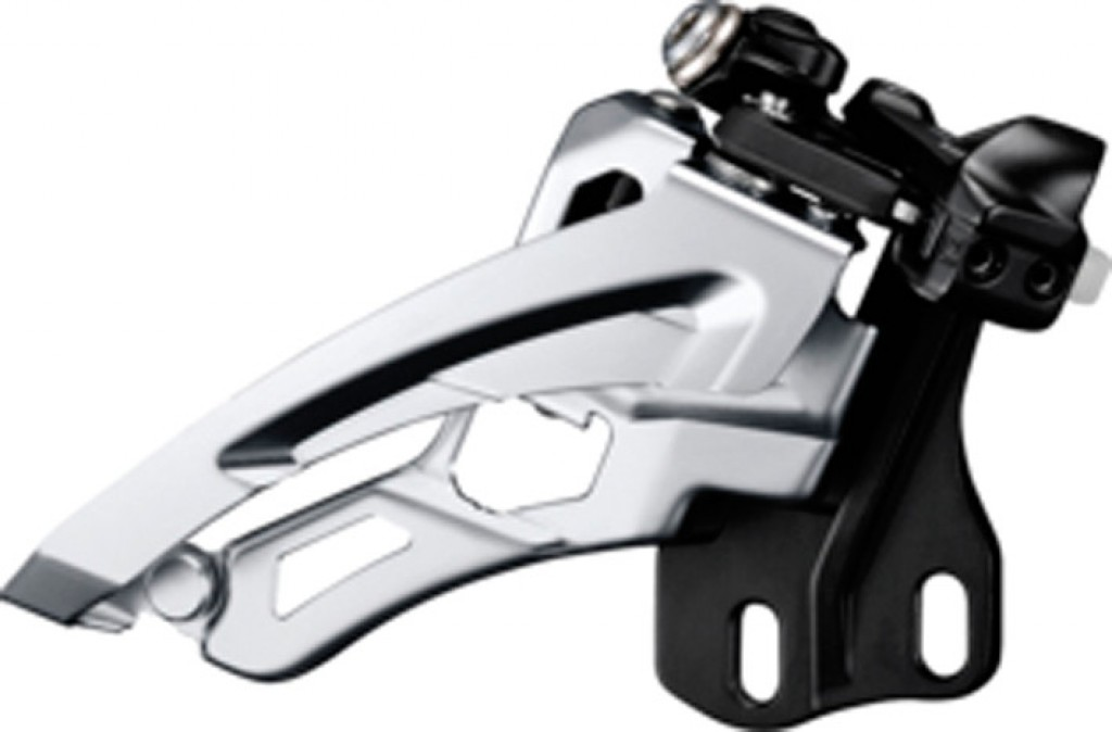 Presmykac Shimano Deore Side Swing, FD-M612E6,Front Pull,66-69° crn.E-Typ