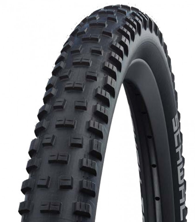 "Schwalbe Tough Tom 27.5x2.25""57-584 Skin KG Action SBC"