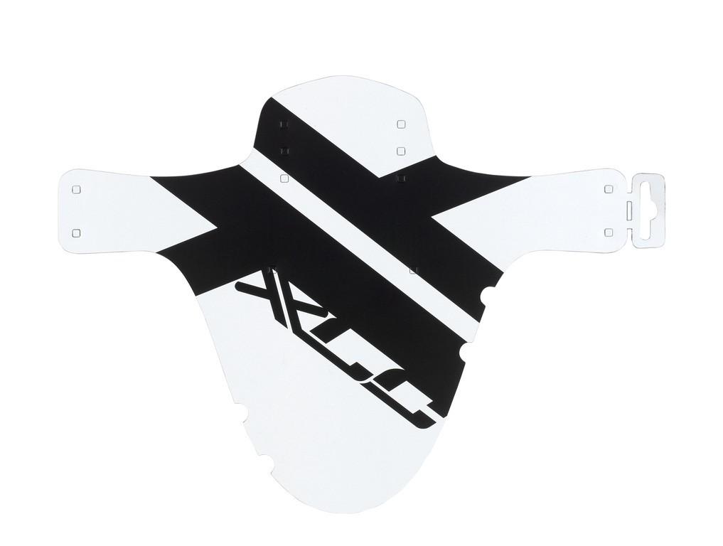 XLC MG-C30 Fat Mudguard černý/bílý