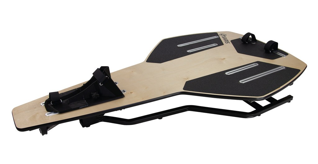 Podložka Motion Plattform MP1 Saris,mechanický pro domácí trenažér