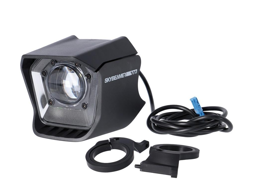 Svetlomet Haibike Skybeamer 300 AM, 100 lux, pro Bosch