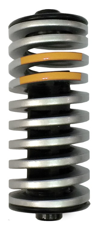 bySchulz G.1 Urban, žlutá, 60mm, medium 60-85kg