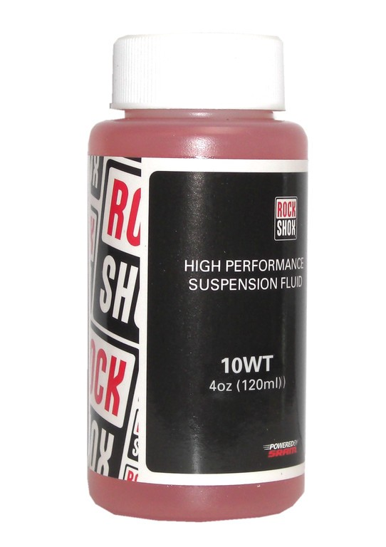 RockShox olej, 10wt, 120ml láhev
