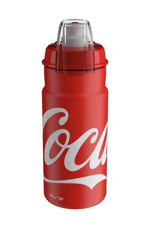 Láhev Elite Jet Plus Coca Cola, 550ml, cervená