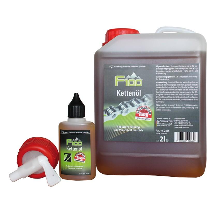 F100 Kettenol 2l + 50 ml