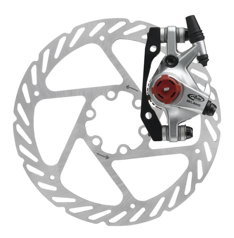 Disková brzda AVID BB7 Road Platinum, CPS (v balení 160mm G2CS kotouč, šrouby kotouče, CPS