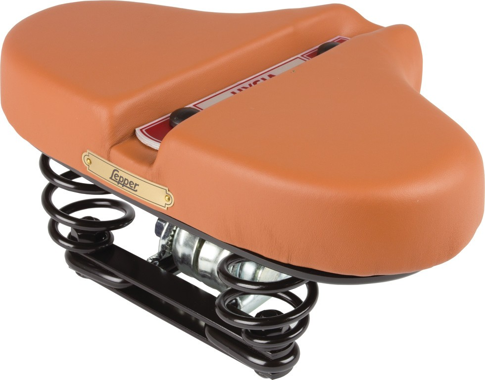 Sedlo Lepper Hygia Classic Care Line, prírodní, Uni, 155x230x40mm, 1152g