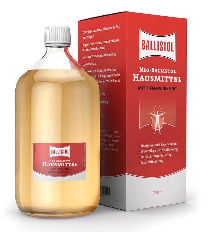 Neo- Ballistol domácí prostredek, 1000ml, láhev