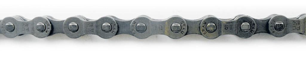 Řetěz SRAM PC 850 114 článků, PowerLink Silver 8rychl. 25 ks
