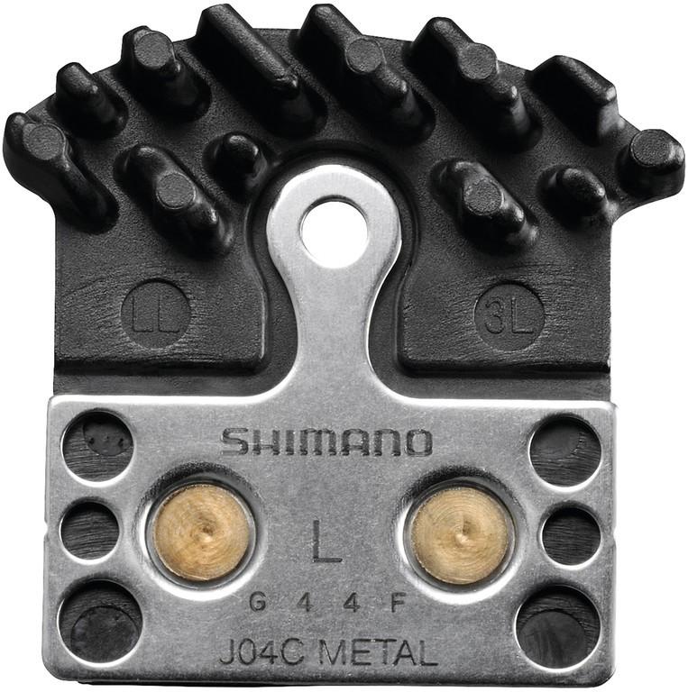 Obložení kotoucových brzd Shimano J04C, Ice-Tech,pro BR-M 985/785/675 slinuté