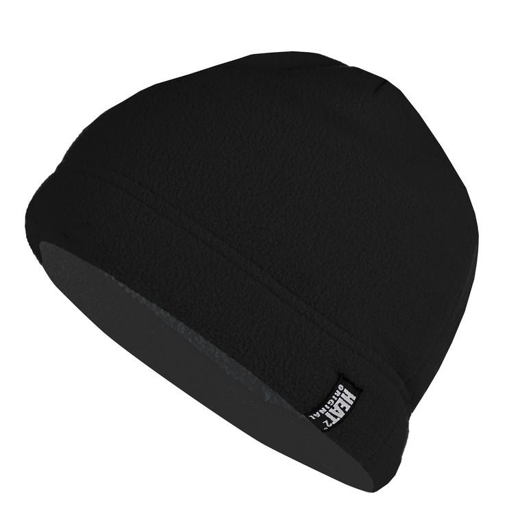 Beanie Heat²  Extra Warm Classic černá