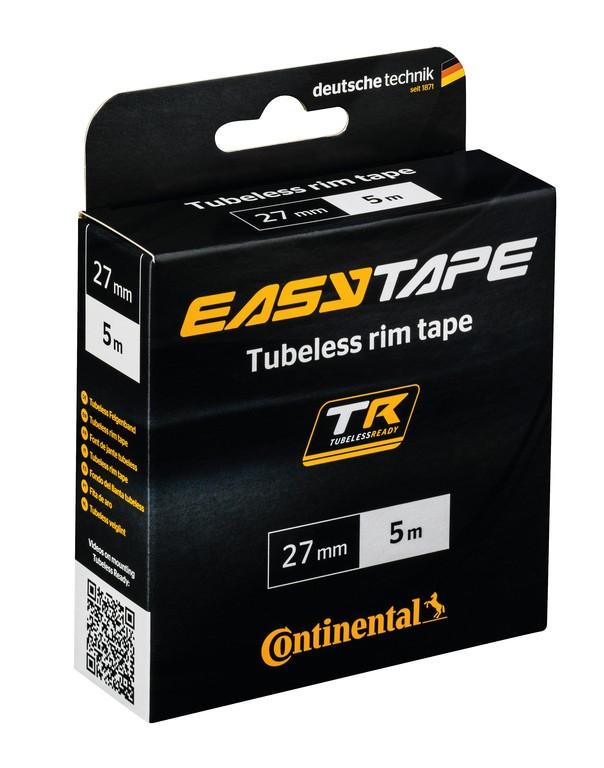 Tubeless páska na ráfek Continental, šírka 27mm, délka 5m