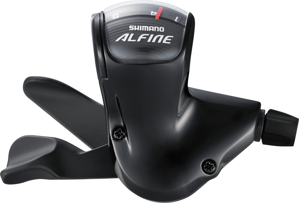 Radící pácka Shimano Alfine SLS5038-st., 2100mm, cerná, Rapidfire