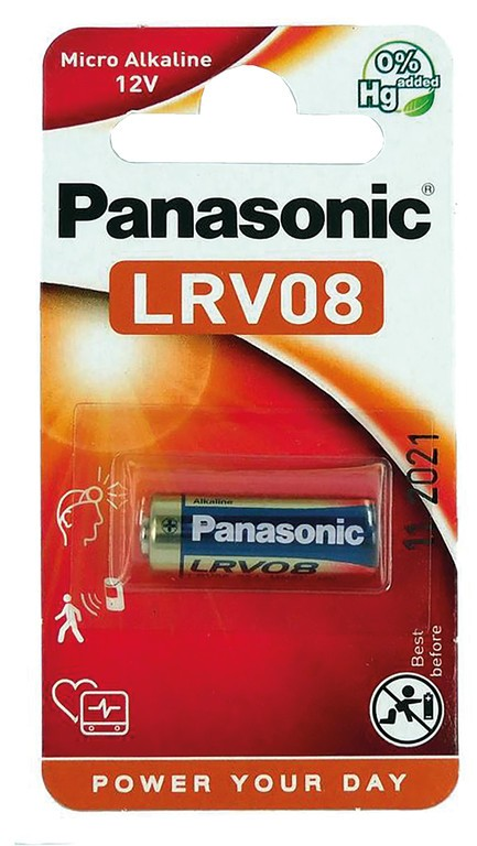 Panasonic 23A 12V