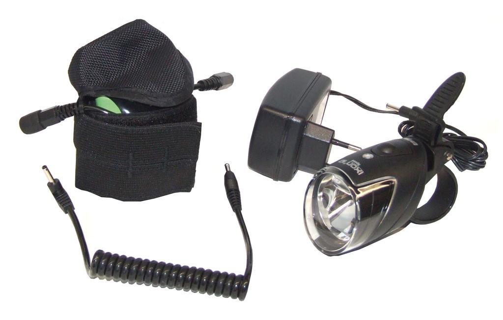 LED-Akkuscheinwerfer b&m Ixon IQ Speed - LED-Akkuscheinwerfer b&m Ixon IQ Speed
