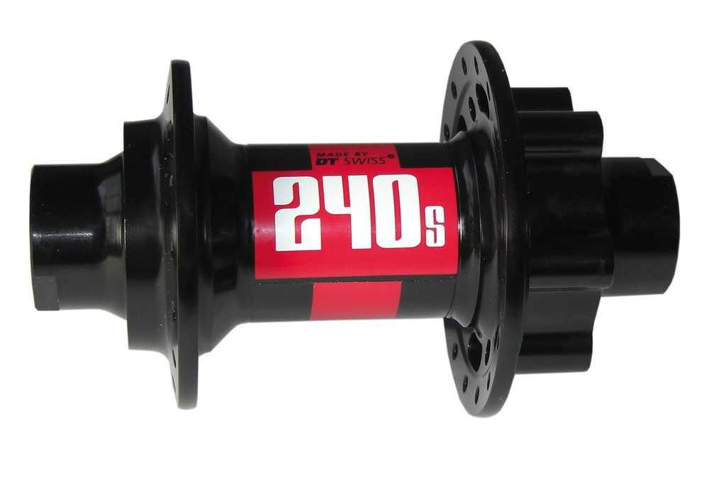Náboj předního kola DT Swiss 240S MTB Disc, 32děr
