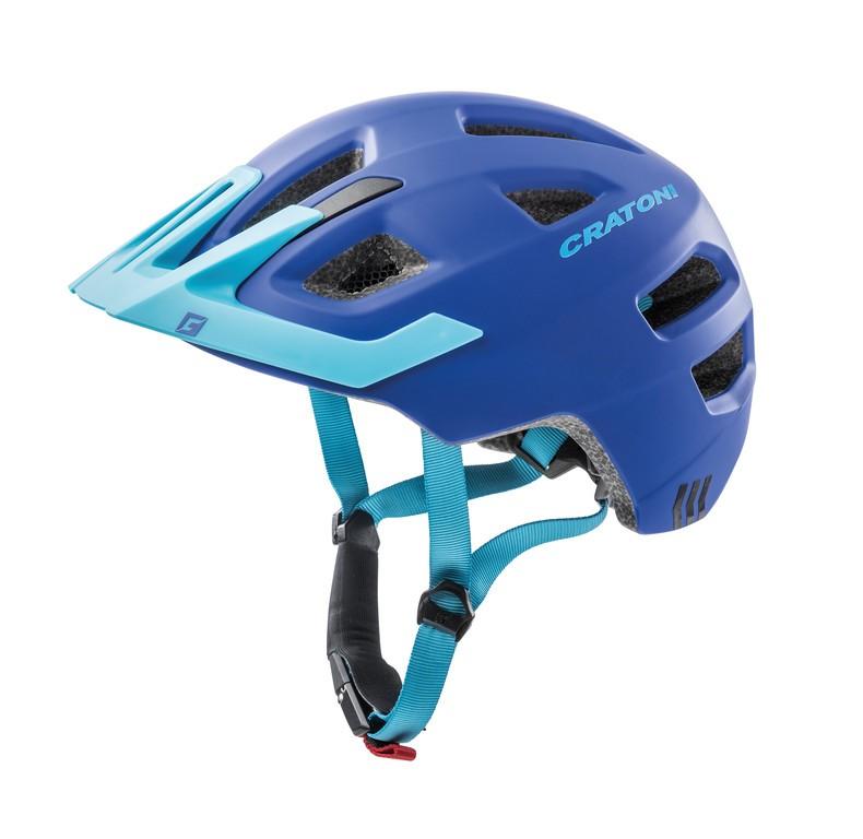 Cratoni Maxster Pro modrá vel.46-51cm