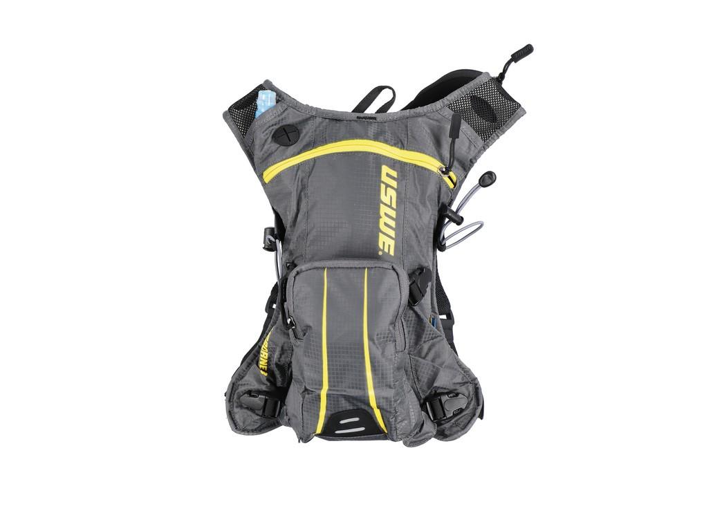 Nápoj.batoh USWE Airborne 3,šedá/oranžová Mod 2020