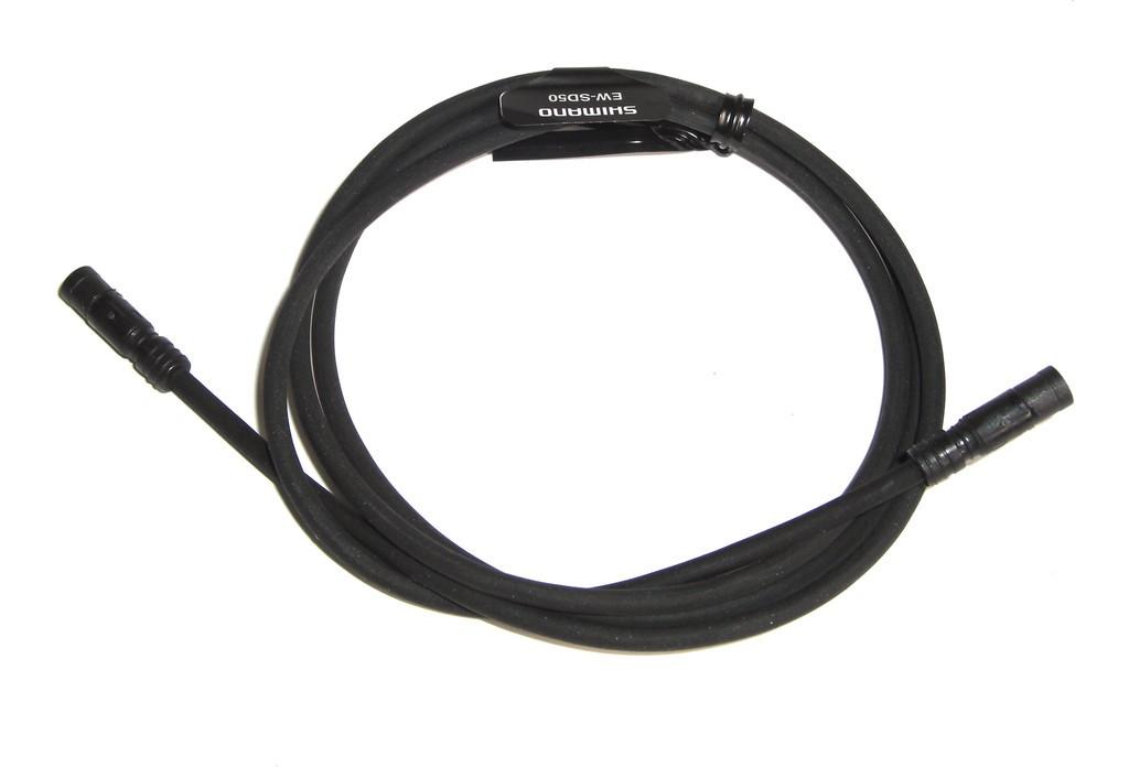 Shimano elektro kabel Di2 EW-SD50 pro vnější vedení 600 mm černý bal