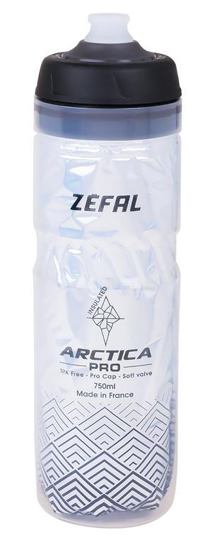 Zéfal Arctica Pro 75 stříbrná/černá(750 ml)