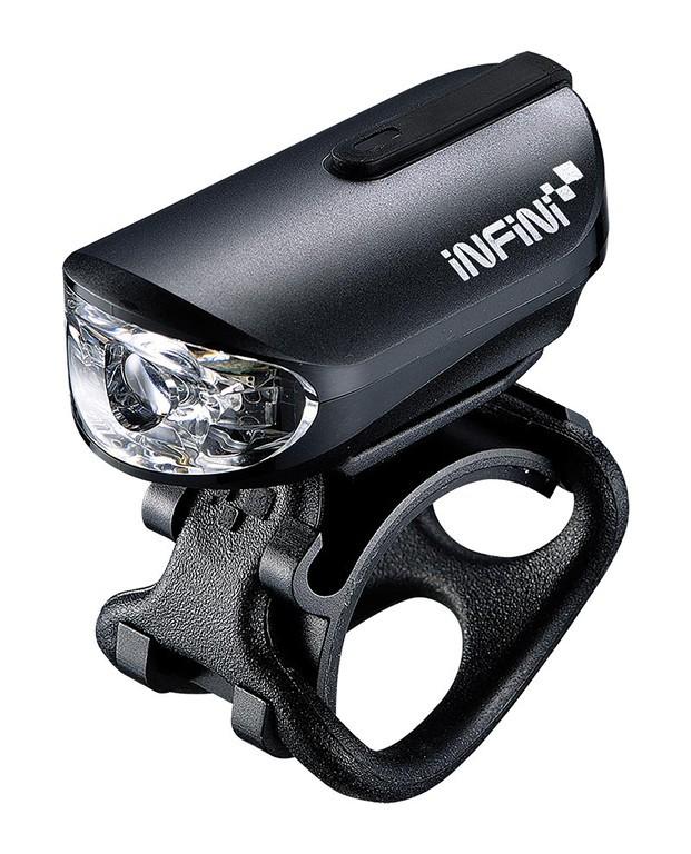Přední světlo Infini I-210P Olley černé