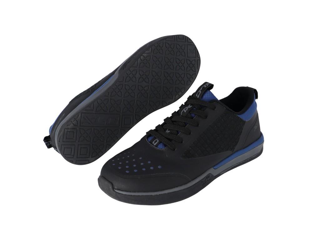 XLC E-MTB obuv CB-E01, cerná/modrá Vel.37