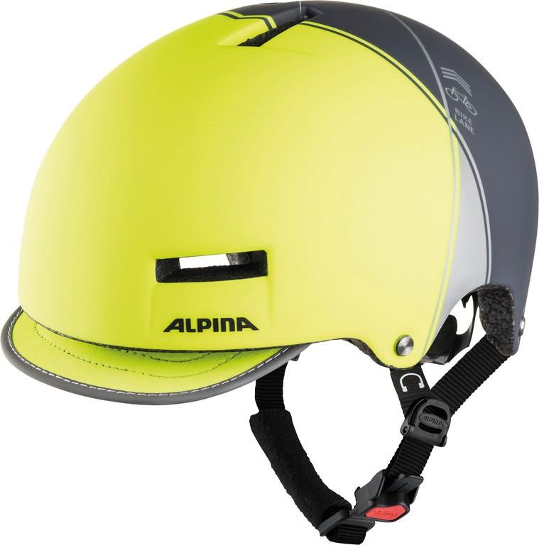 Alpina Grunerlokka be/visible/dřevěné uhlí 52-57cm