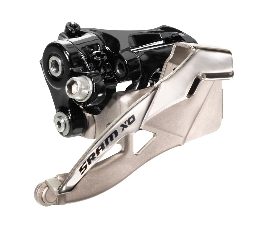 Presmykac pred. X-0 2x10,Low Clamp 31/34, 00.7615.131.040 Top Pull