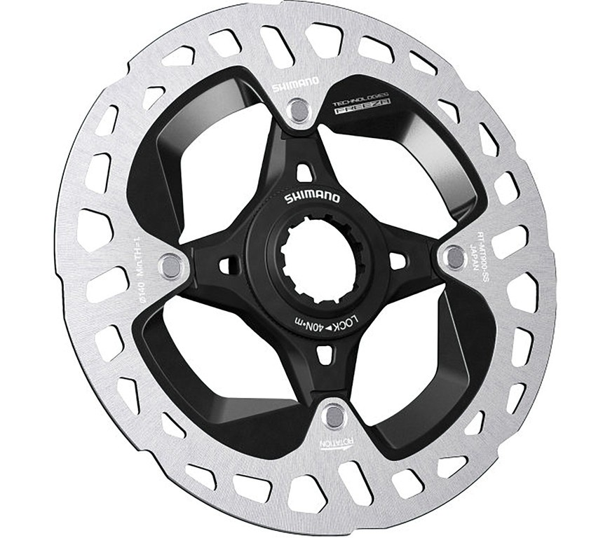 Shimano brzdový kotuč XTR RT-MT900 center lock 160 mm pro Ice tech bal